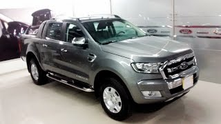 getlinkyoutube.com-Ford Ranger Limited 2017 AT 4X4 Diesel 3.2 Reseña Completa