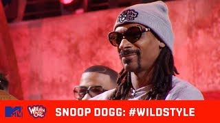 getlinkyoutube.com-Wild 'N Out   Snoop Dogg Clowns Nick Cannon's Rapping Skills   #Wildstyle