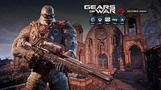Gears of War 4 - September Update Trailer