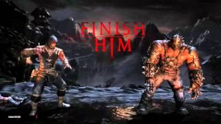 getlinkyoutube.com-Mortal Kombat X (PS4) Scorpion Invasion  Tower