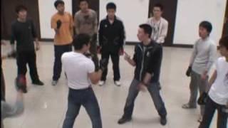 getlinkyoutube.com-Jeet Kune Do Training Group Beijing China