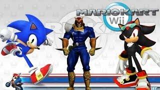 getlinkyoutube.com-Mario Kart Wii Character Mods