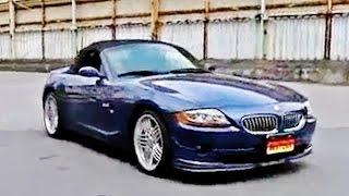 getlinkyoutube.com-BMW ALPINA Roadster S 3.4 (Z4 E85) Quick look