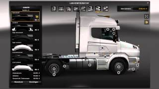 getlinkyoutube.com-[ETS2 v1.19.1] Scania T Mod v 1.7