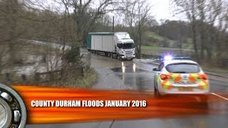 getlinkyoutube.com-UK Floods County Durham January 2016