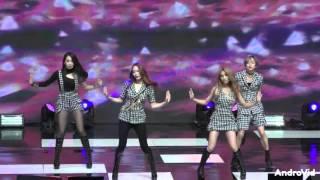 getlinkyoutube.com-F(x) - Red Light OT4 Ver. (Mirrored dance fancam)