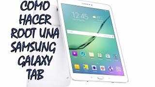 getlinkyoutube.com-Rootear cualquier  Tablet Samsung Galaxy Tab con TWRP Recovery & SuperSU App