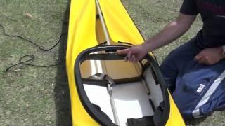 getlinkyoutube.com-How to Assemble a Trak T 1600 Sea kayak, The kayak Shop & East Coast Kayaking