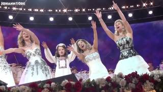 getlinkyoutube.com-Amira Willighagen- Dancing -Andre Rieu Maastricht 2014 Full HD