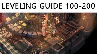 getlinkyoutube.com-Tree of Savior - Leveling Guide 100-200, Missions, Dungeons, Dullahan & Grinding Spots ~!