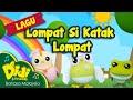 Lagu Kanak Kanak | Lompat Si Katak Lompat | Didi & Friends - BARU