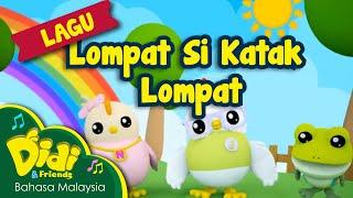 getlinkyoutube.com-Lagu Kanak Kanak | Lompat Si Katak Lompat | Didi & Friends