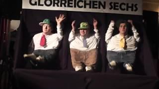 getlinkyoutube.com-Trabelsdorfer Fasching 2013 ( Die Drei glorreichen Sechs )