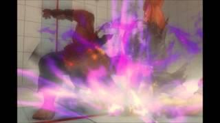 Akuma / Evil Ryu / Oni Ultra & Super Slowmo