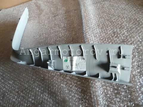 Обшивка двери багажника для Mercedes W204 C-class a