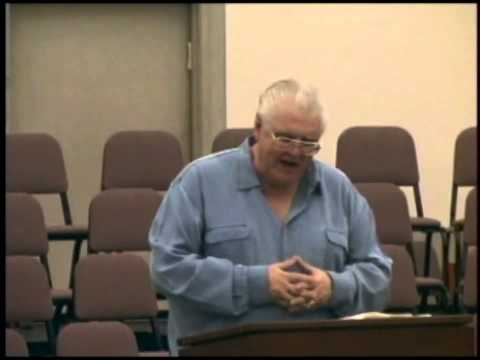 "26 Ezekiel 35:1-15 - ""Mount Seir Made Desolate"" - Pastor David Hocking - Bible Studies"
