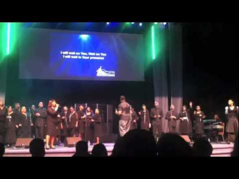 Ruach Ministries Live at Kingdom Worship Movement - Jan 2012 - Part 1
