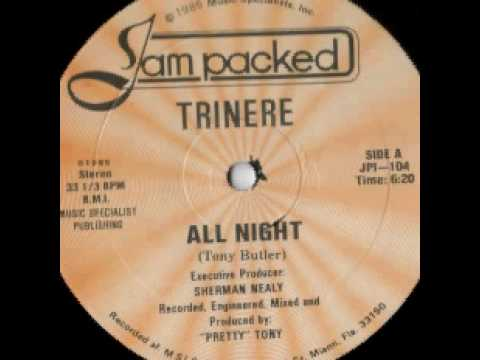 Old School Beats - Trinere - All Night