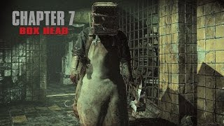 getlinkyoutube.com-The Evil Within - CHAPTER 7 - The Keeper aka Box Head (BOSS)
