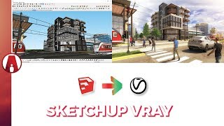 getlinkyoutube.com-10 Quick Tips for Exterior Rendering Using Sketchup Vray