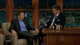 getlinkyoutube.com-Late Late Show with Craig Ferguson 10/1/2012 Ethan Hawke, Lynyrd Skynyrd