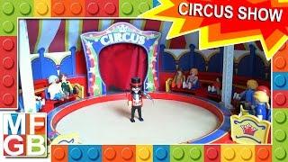 getlinkyoutube.com-Playmobil Circus Show - Full Version Film 2016 ( Zirkus - Cirque - Circo Playmobil 4230 4232 4235 )