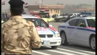 getlinkyoutube.com-Produceاستعراض مديرية شرطة الديوانية بمناسبة عيد الشرطة الاغر