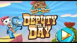 getlinkyoutube.com-Sheriff Callie's Wild West  Full Episodes Disney Junior  New   Шериф Келли и Диий Запад
