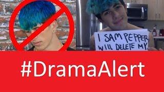 getlinkyoutube.com-Sam Pepper Deletes his YouTube Channel #DramaAlert for $1.5 Million