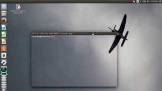 getlinkyoutube.com-How to make your linux terminal's window transparent