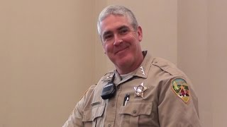 """getlinkyoutube.com-Sheriff Issues Press Release in BLM Standoff, Therefore """"I Think We're Gonna Be Just Fine"""""""