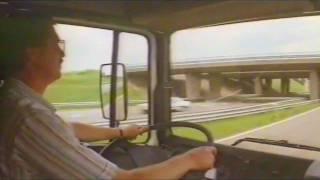 Ciężarówki Daf - film z 1987 roku