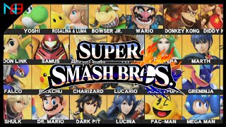 getlinkyoutube.com-Super Smash Bros. Wii U: How To Pick A Main Character