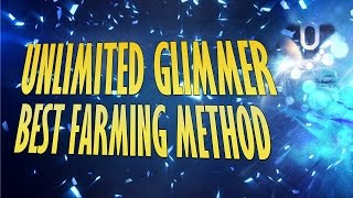 "getlinkyoutube.com-Destiny - Unlimited Glimmer ""Best Farming Method"" Exclusion Zone"