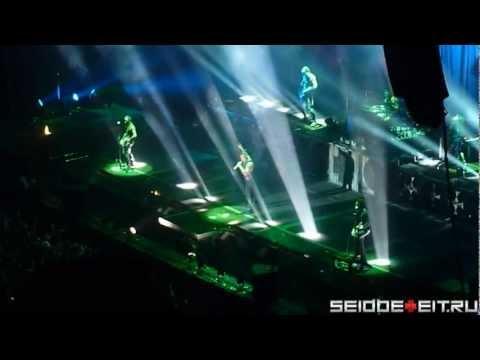 Rammstein - Sehnsucht [10.11.2011 - Budapest] (multicam by popaduba) HD