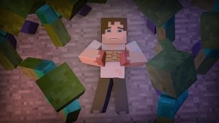 "getlinkyoutube.com-""Running Out of Time"" A Minecraft Song Parody of ""Say Something"""
