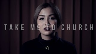 getlinkyoutube.com-Take Me To Church - Hozier   BILLbilly01 ft. Wanwan Cover
