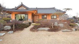 getlinkyoutube.com-[전원주택라이프] 가평 149㎡(45평) 단층 한식韓式 목구조 한옥