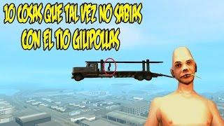 getlinkyoutube.com-GTA San Andreas 10 cosas que tal vez no sabías (Parte 14) - Con el Tío Gilipollas - Loquendo
