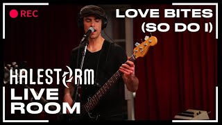 "getlinkyoutube.com-Halestorm - ""Love Bites (So Do I)"" captured in The Live Room"