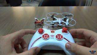 getlinkyoutube.com-Calibração dos Quadricópteros Syma X11 e Syma X12 ( Syma X11 and X12 Quadcopters Calibration )