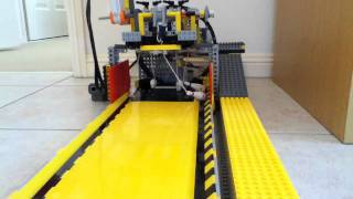 getlinkyoutube.com-Blayne's Creations: Lego Bowling Alley 3.0
