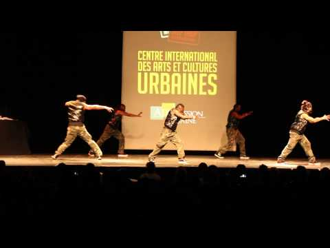 MARSEILLE CONNEXION HipHop International France 2013