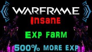 getlinkyoutube.com-[U17.4] Warframe - Fastest way to Lvl up! 500% more Exp [Focus Points / Rep.] | N00blShowtek