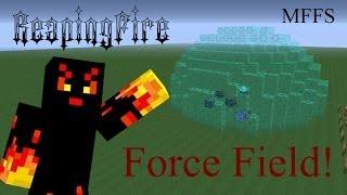getlinkyoutube.com-Minecraft Mod Spotlight: Modular Force Field System! 1.6.4