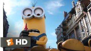 getlinkyoutube.com-Minions (9/10) Movie CLIP - Kevin Saves the Day (2015) HD