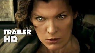 getlinkyoutube.com-Resident Evil The Final Chapter - Official Film Trailer 2 2017 - Milla Jovovich Movie HD