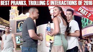 getlinkyoutube.com-Best Pranks, Trolling & Social Interactions of 2016 (PART 2)
