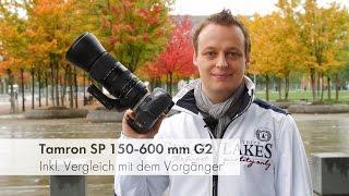 getlinkyoutube.com-Tamron SP 150-600 mm G2 - Neuauflage eines Überraschungshits im Test [Deutsch]