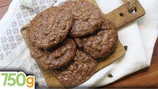 getlinkyoutube.com-Recette de Cookies brownie - 750 Grammes